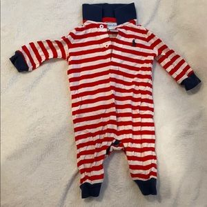 Polo Ralph Lauren baby boy cotton overall